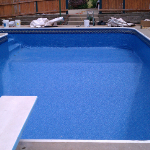 Wisconsin Inground Swimming Pool Gallery Dousman Pool Installation Liner Installation