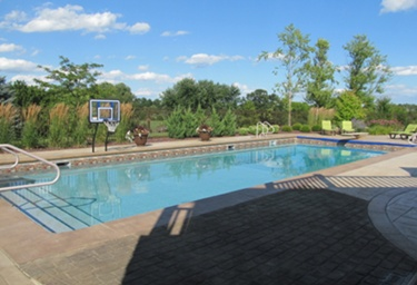 Best Wisconsin inground swimming pool design & installation