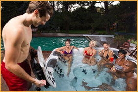 Waukesha Hot Tub Spa Sales and Service