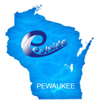 Pewaukee swimming pool and hot tub experts at Poolside for quality swimming pools and Bullfrog Spas
